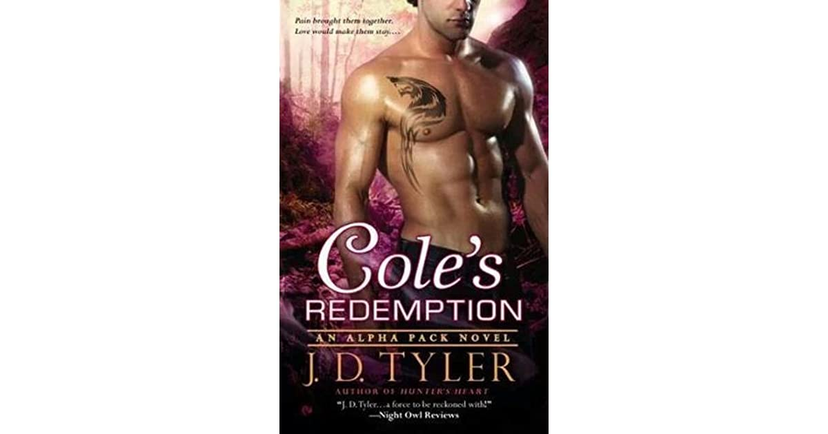 Coles Redemption Alpha Pack 5 By Jd Tyler