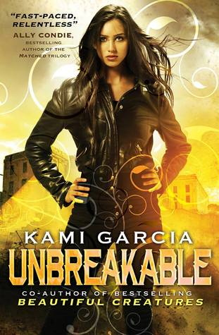 Unbreakable (Legion, #1)
