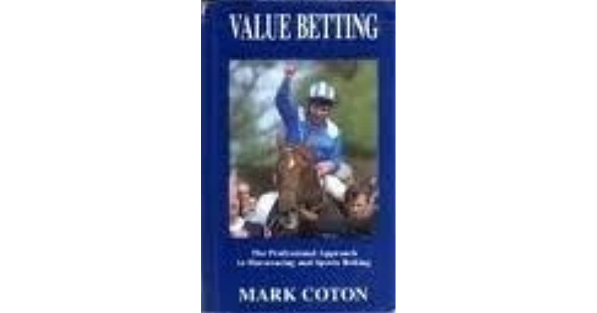 mark coton value betting in poker