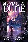 Mentats of Dune (Schools of Dune #2)