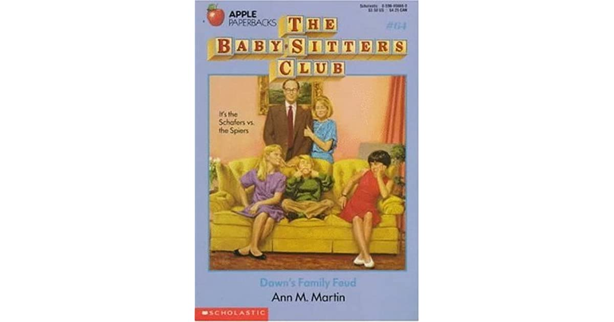 Family Feud (The Baby-Sitters Club