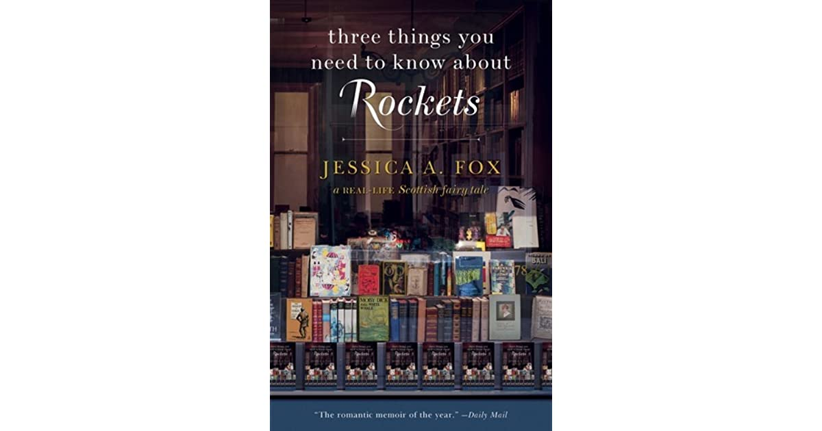 Three Things You Need to Know About Rockets: A Real-Life