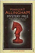Mystery Mile (Albert Campion Mystery, #2)