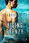 Rising Frenzy (Men of Myth, #2)