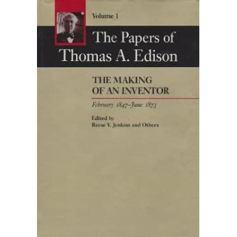 The influences of thomas edison essay