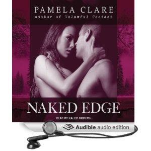 Naked Edge (I-Team, #4)