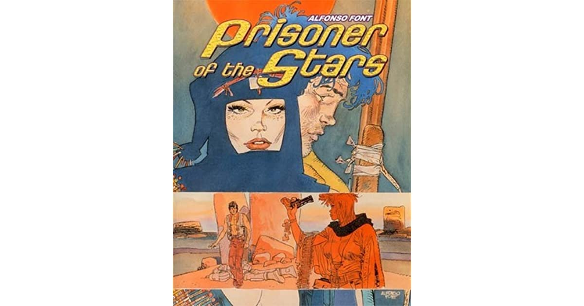 Prisoner of the stars by alfonso font fandeluxe Gallery