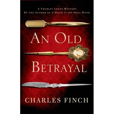 Charles finch goodreads giveaways