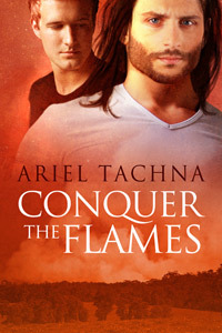 Conquer the Flames by Ariel Tachna