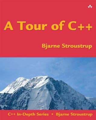 A Tour of C++ by Bjarne Stroustrup
