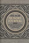 Five-Year Memory Journal by Sterling Publishing