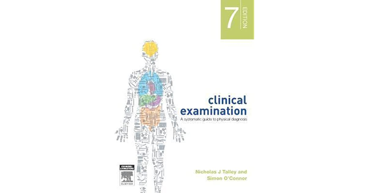 TALLEY AND OCONNOR CLINICAL EXAMINATION 6TH EDITION PDF