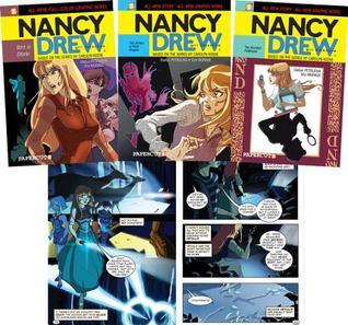 Nancy Drew #1: The Demon of River Heights (Nancy Drew Graphic Novels: Girl Detective)