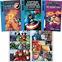 Captain America: The Korvac Saga