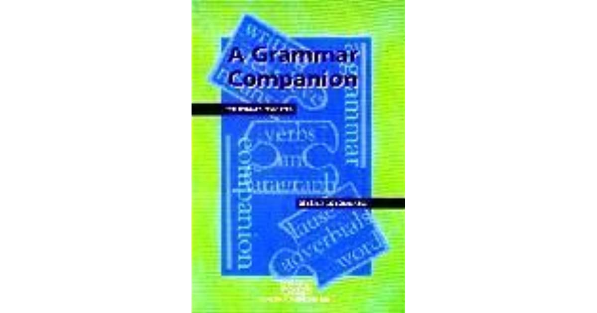 A grammar companion for primary teachers by beverly derewianka fandeluxe Images