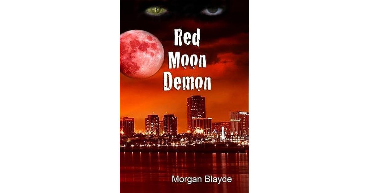 red moon demon - photo #27