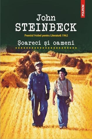 Şoareci şi oameni by John Steinbeck