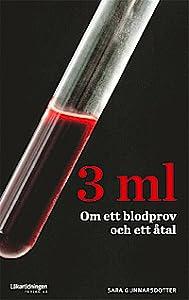 3 ml Om ett blodprov och ett åtal