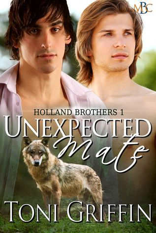 Unexpected Mate (Holland Brothers #1)