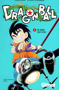 De Berg Van Vuur (Dragon Ball, #2)
