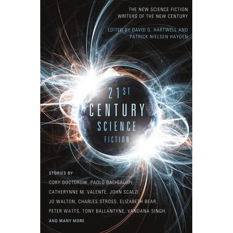 Twenty first century science fiction by david g hartwell fandeluxe Images
