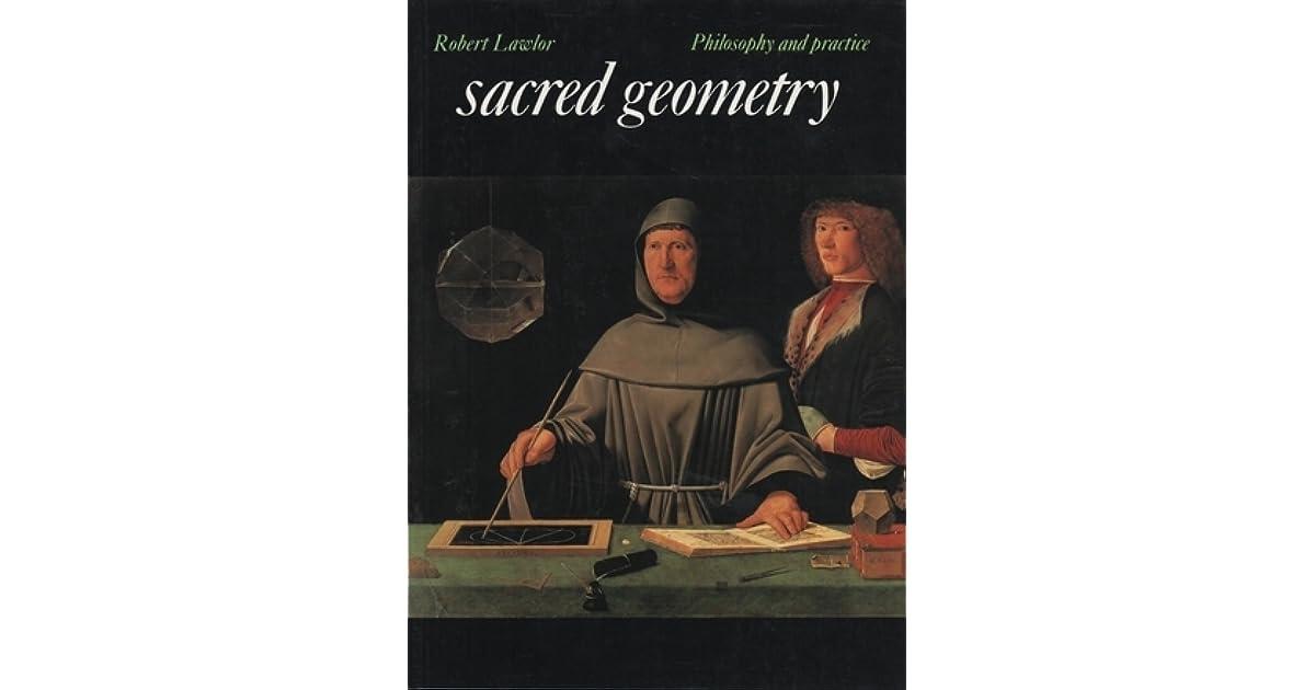 Sacred geometry robert lawlor
