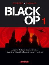 Black Op, Tome #1