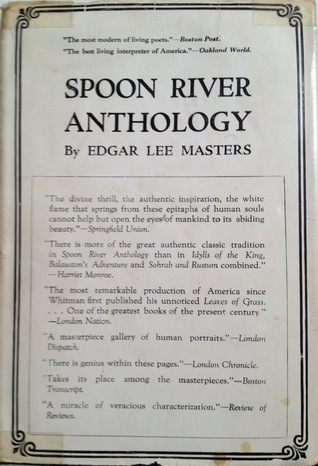 Spoon River Anthology: New Edition with New Poems