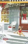 Her Holiday Hero (Caring Canines, #2)