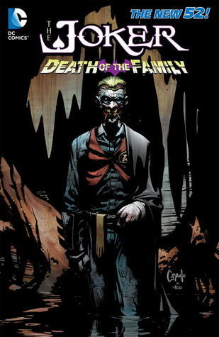 The Joker: Death of the Family by Scott Snyder