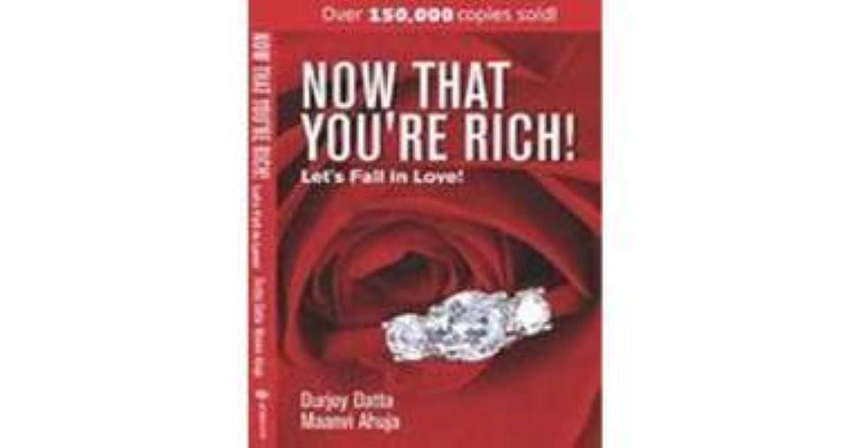 now that you re rich pdf