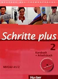 Schritte plus 2: A2/1 (Deutsch Als Fremdsprache)