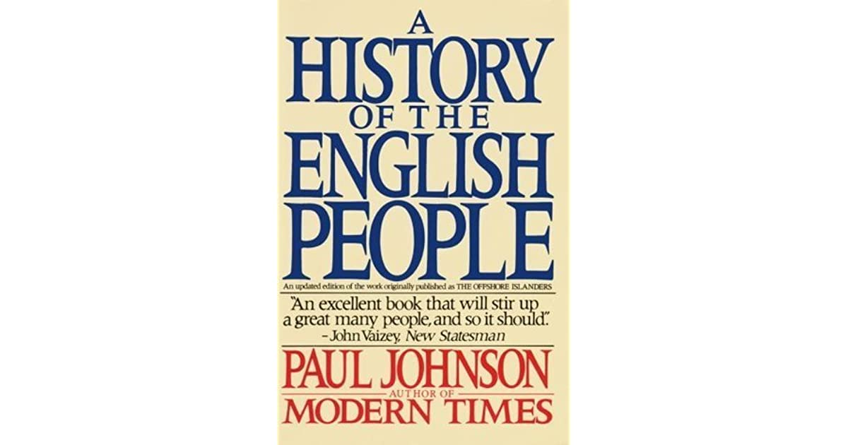 paul johnson a history of the History of christianity - ebook written by paul johnson read this book using google play books app on your pc, android, ios devices download for offline reading, highlight, bookmark or take notes while you read history of christianity.