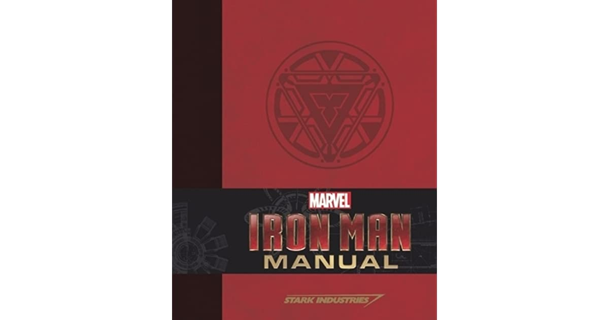 Iron man manual by daniel wallace colourmoves