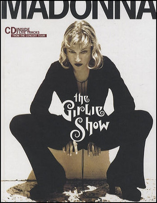 Madonna: The Girlie Show/Book And Cd