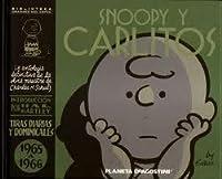 Snoopy y Carlitos, 1965-1966 (The Complete Peanuts, #8)