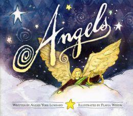 Angels by Rabiah York Lumbard