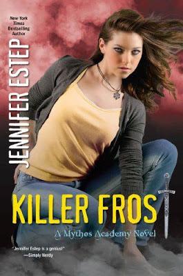 Killer Frost (Mythos Academy, #6)