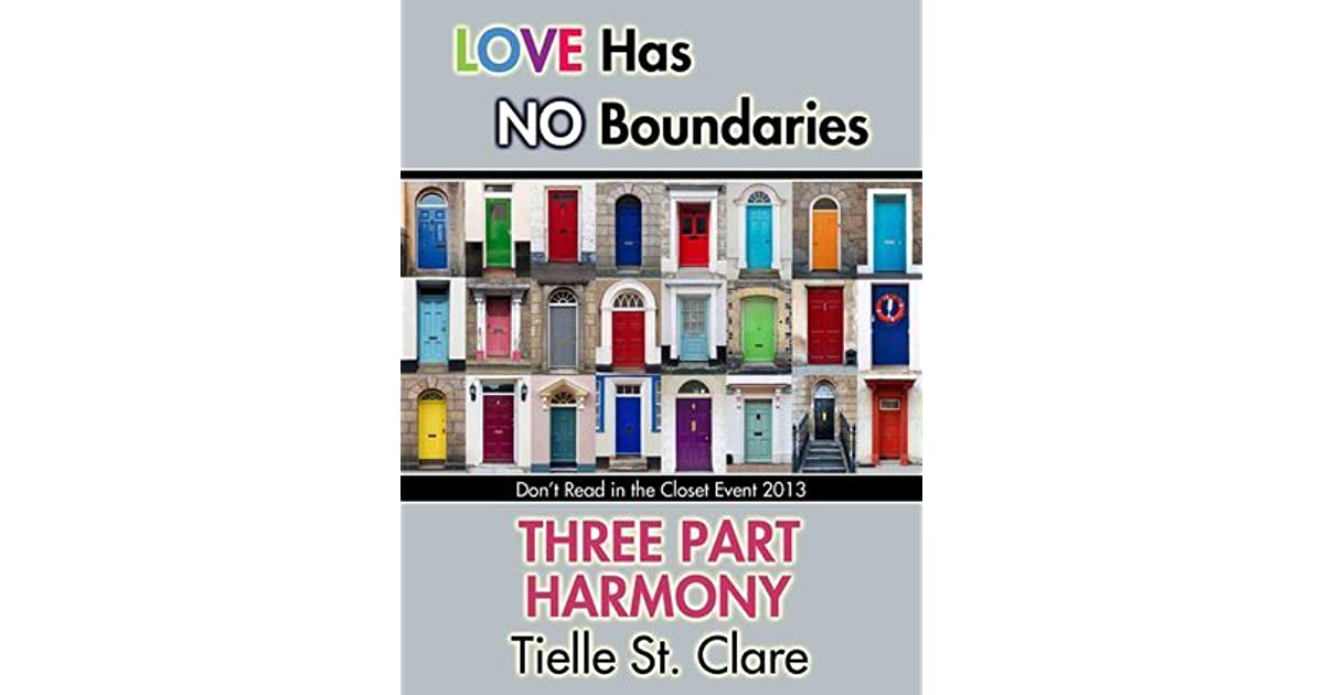 Three part harmony by tielle st clare fandeluxe Images