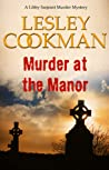Murder at the Manor (Libby Sarjeant #9)