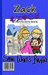 Zack & Zoey Save Walt's Brain (Zack & Zoey Book #2)