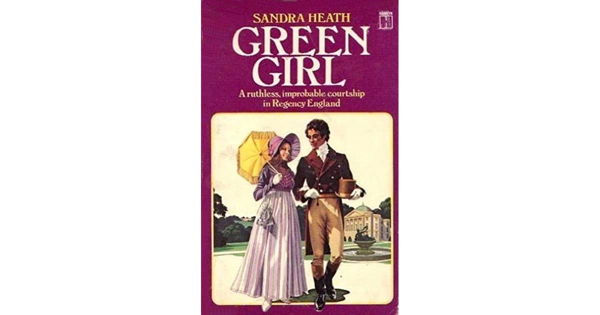 Green Girl By Sandra Heath