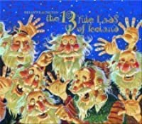 The 13 Yule Lads of Iceland