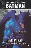 Batman: Saga de Ra's Al Ghul (Super-Heróis DC Comics, #9)
