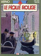 Le pique rouge (Arno Tome #1)