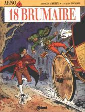 18 Brumaire (Arno Tome #4)