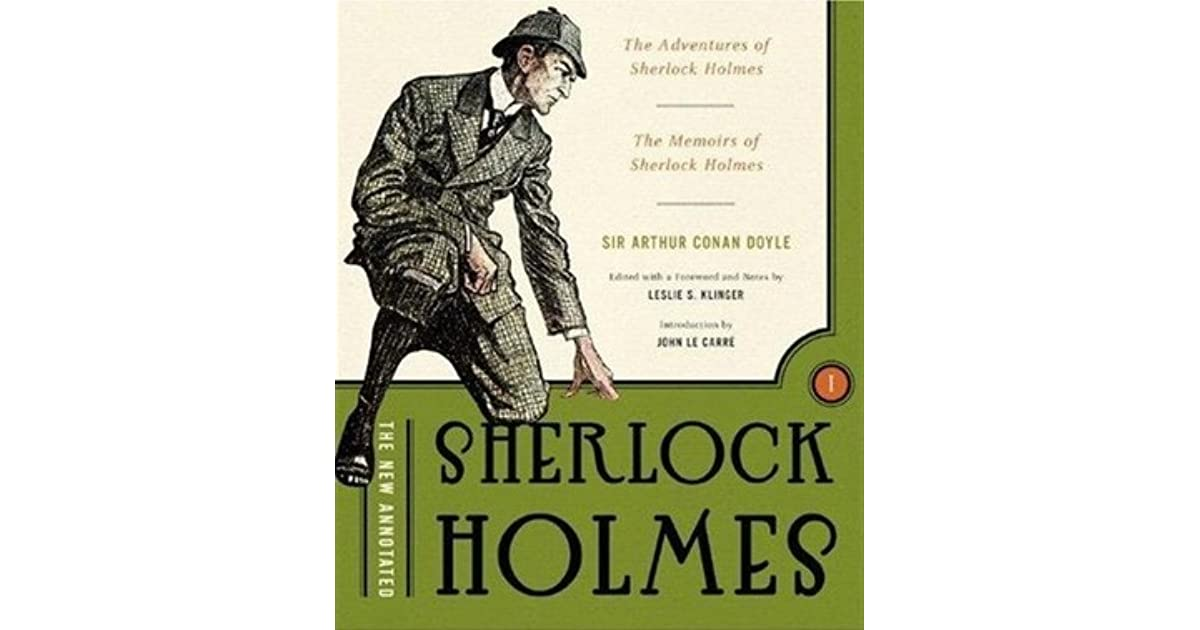 The New Annotated Sherlock Holmes, Volume I