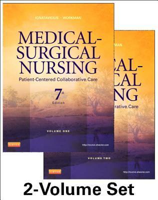 Medical-Surgical Nursing: Patient-Centered Collaborative Care, 2-Volume Set