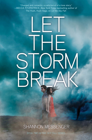Let the Storm Break (Sky Fall, #2)