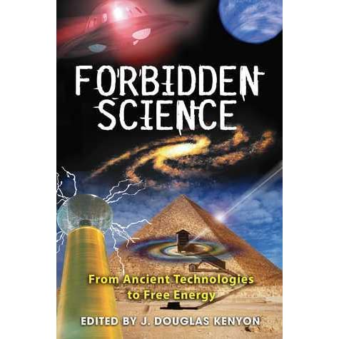 forbidden science book review